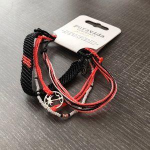 New💕4 adjustable bracelet set